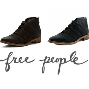 Free people Emma Ankle Boots